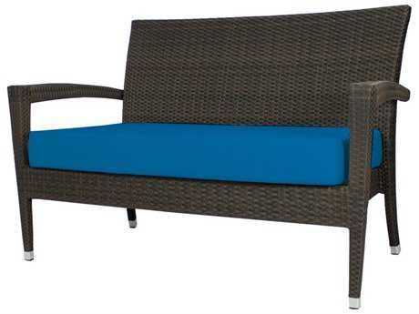 Source Outdoor Furniture Zen Wicker Loveseat