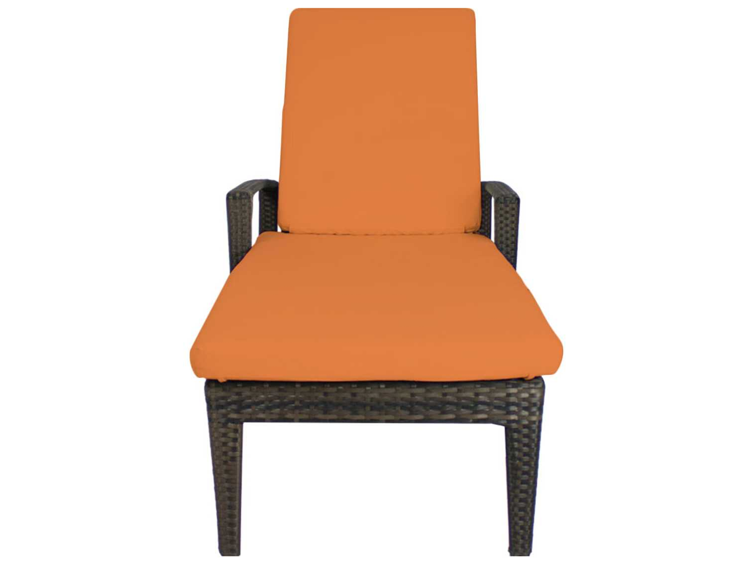 Source Outdoor Furniture Zen Chaise Replacement Cushion