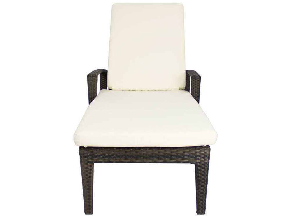 Source outdoor furniture zen chaise replacement cushion for Source outdoor furniture