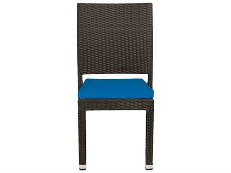 Source Outdoor Furniture Zen Dining Side Chair Replacement Cushion