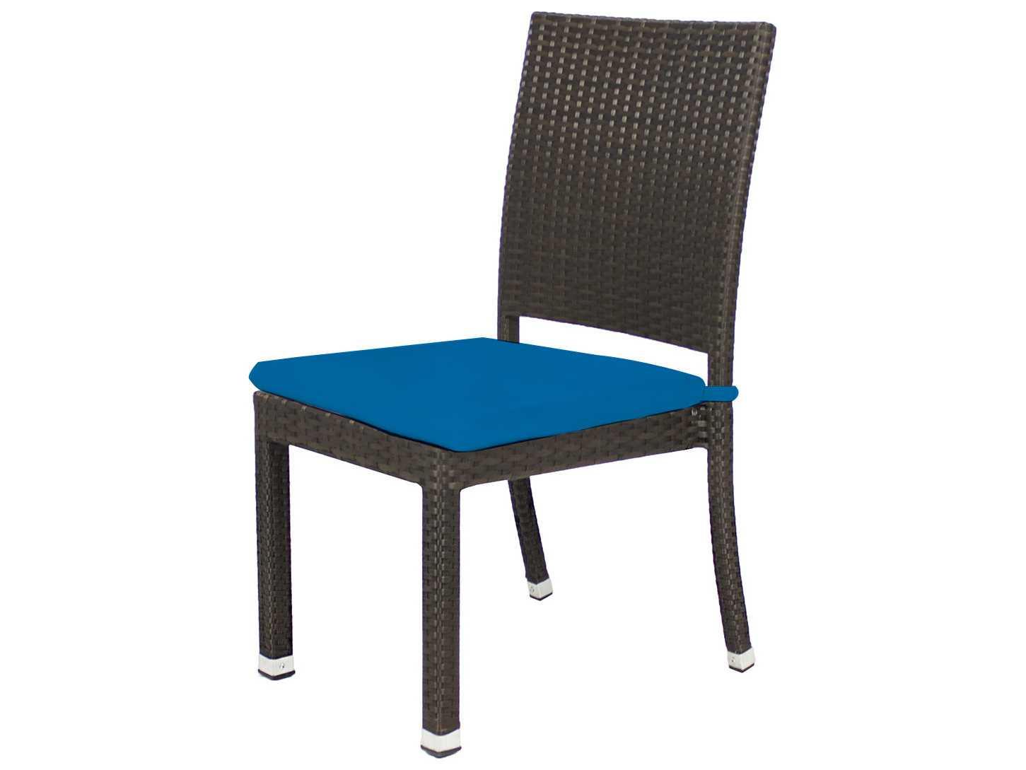 Source Outdoor Furniture Zen Wicker Dining Set SCZENDINSET2