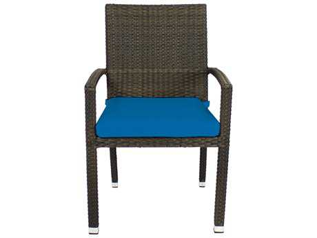 Source Outdoor Furniture Zen Dining Arm Chair Replacement Cushion