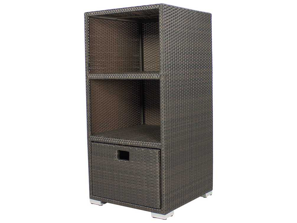 Source Outdoor Furniture Zen Wicker Towel Storage So