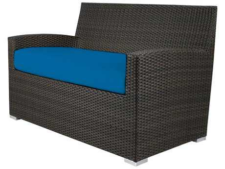 Source Outdoor Furniture St. Tropez Wicker Loveseat