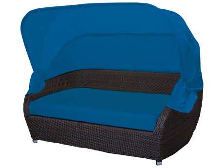 Source Outdoor Furniture St Tropez Wicker Daybed Oval
