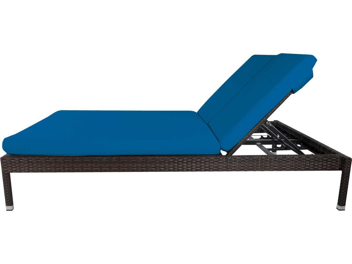 Source outdoor furniture manhattan wicker armless double for Source outdoor furniture