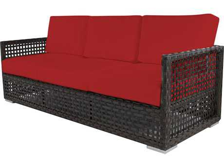 Source Outdoor Furniture Matterhorn Wicker Sofa