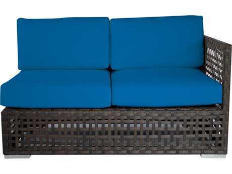 Source Outdoor Furniture Matterhorn Right Arm Loveseat Replacement Cushion