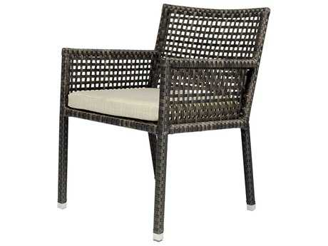 Source Outdoor Furniture Matterhorn Wicker Dining Arm Chair