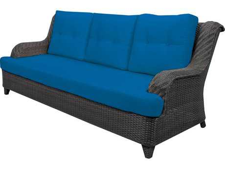 Source Outdoor Furniture Tahiti Wicker Sofa