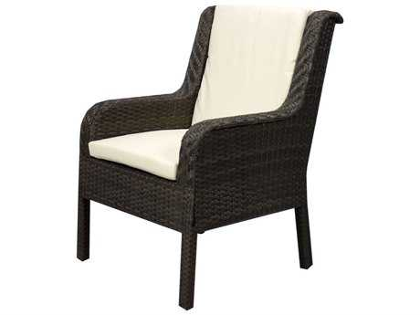 Source Outdoor Furniture Tahiti Wicker Dining Arm Chair