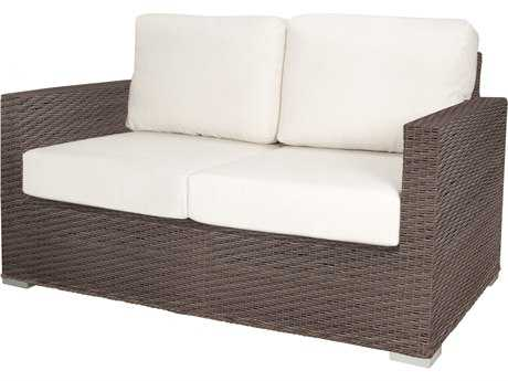 Source Outdoor Furniture Lucaya Wicker Loveseat
