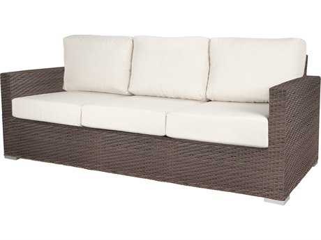 Source Outdoor Furniture Lucaya Wicker Sofa PatioLiving