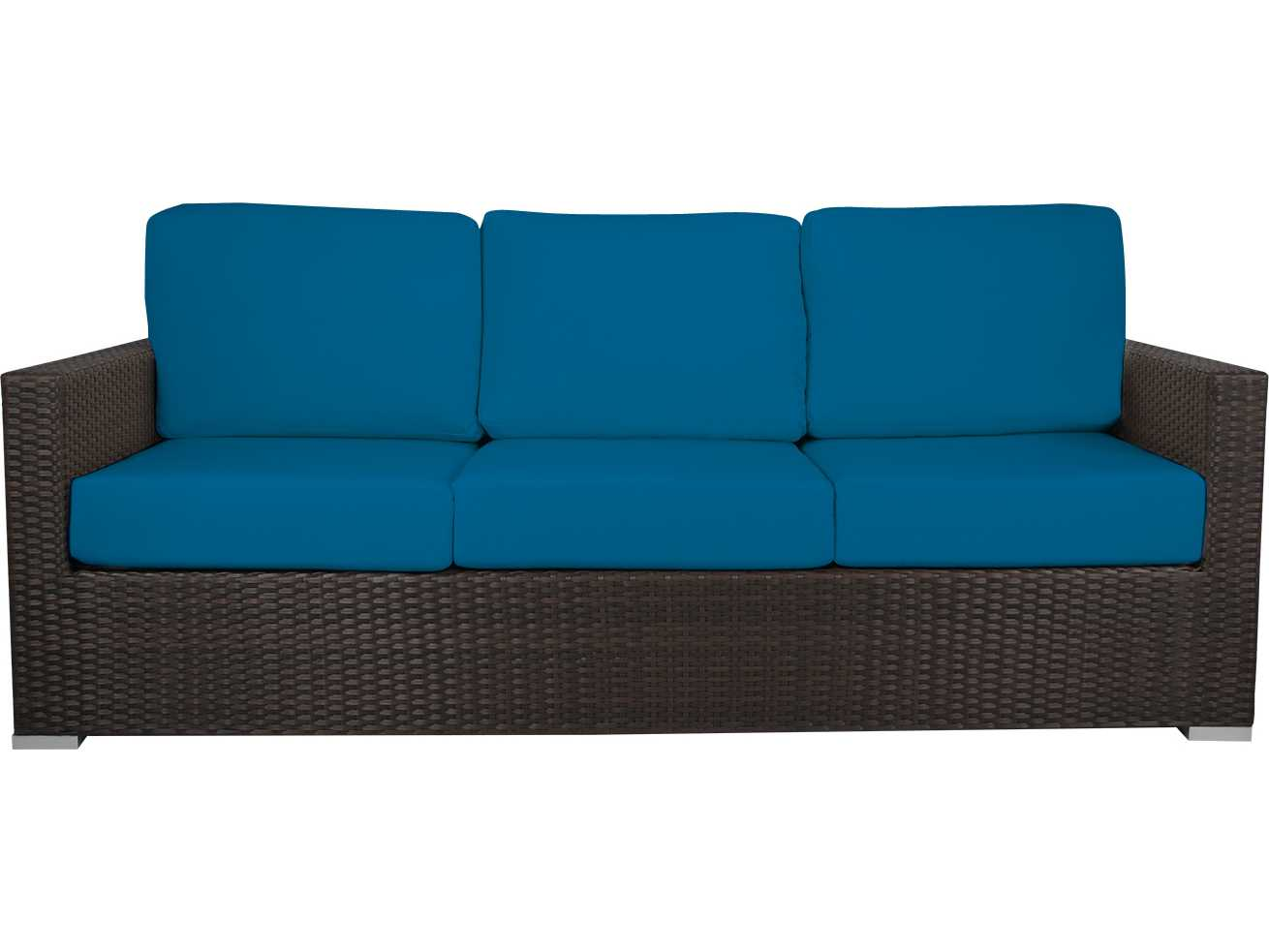 Source Outdoor Furniture Lucaya Sofa Replacement Cushion So 2012 103c