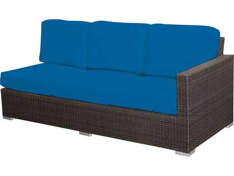 Source Outdoor Furniture Lucaya Wicker Right Arm Facing Sofa