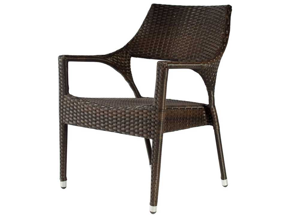 Source Outdoor Furniture Tuscanna Wicker Club Chair So 2013 101