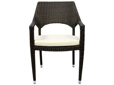Source Outdoor Furniture Tuscanna Dining Arm Chair Replacement Cushion