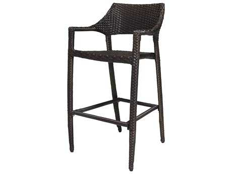 Source Outdoor Furniture Tuscanna Wicker Bar Arm Chair SCSO2013173