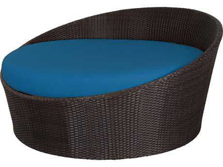 Source Outdoor Furniture Moon Aluminum Round Day Bed