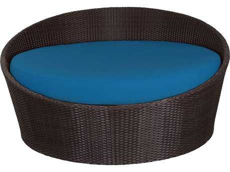 Source Outdoor Furniture Moon Daybed Round Replacement Patio Cushion