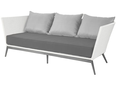 Source Outdoor Furniture Cosmo Aluminum Cushion Sofa