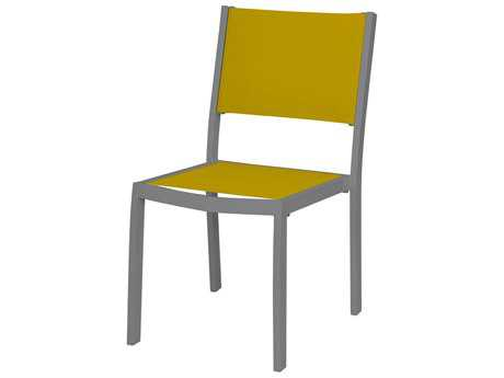 Source Outdoor Furniture Fusion Aluminum Dining Side Chair