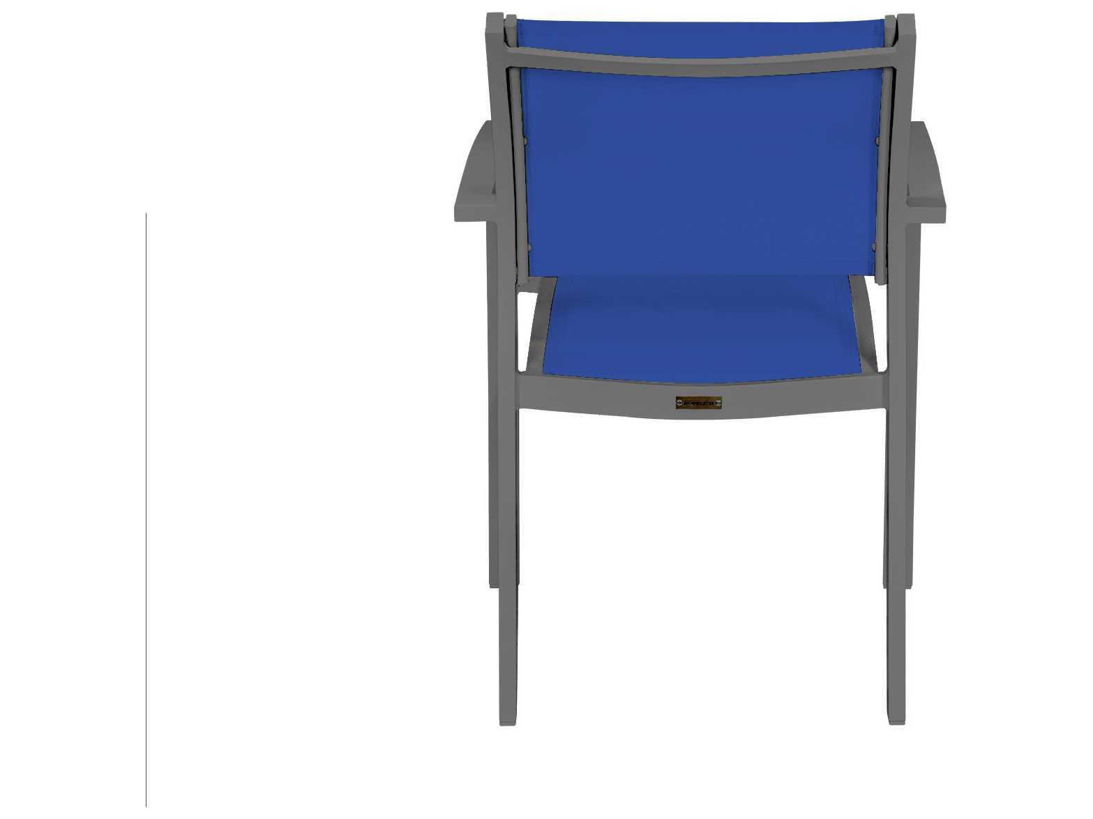 Source outdoor furniture fusion aluminum dining arm chair for Source outdoor furniture