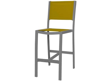 Source Outdoor Furniture Fusion Aluminum Bar Side Chair