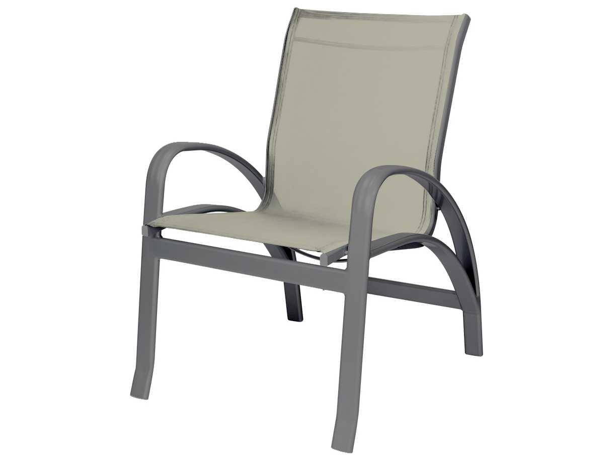 Source outdoor furniture daytona aluminum dining arm chair for Source outdoor furniture