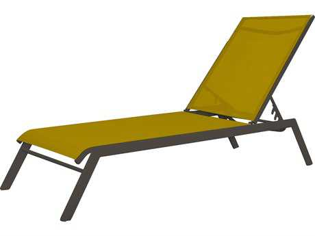 Source Outdoor Furniture Tides Aluminum Armless Chaise