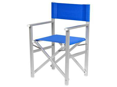Source Outdoor Furniture Nanni Aluminum Director Chair