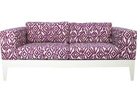 Source Outdoor Furniture South Beach Aluminum Loveseat