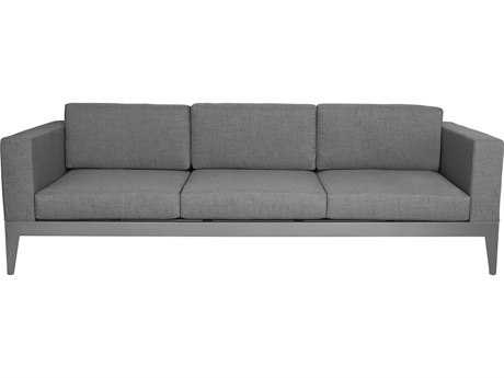 Source Outdoor Furniture South Beach Aluminum Sofa