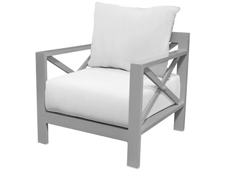 Source Outdoor Furniture Dynasty Aluminum Club Chair