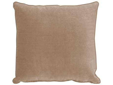 Source Outdoor Furniture Cloud 14 Square Throw Pillow with Welting