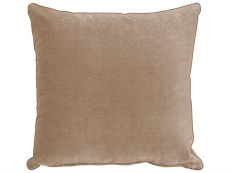 Source Outdoor Furniture Cloud 22 Square Throw Pillow with Welting