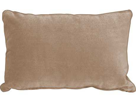 Source Outdoor Furniture Cloud 22 Rectangular Throw Pillow with Welting