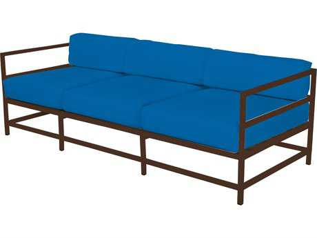 Source Outdoor Furniture Delano Aluminum Sofa