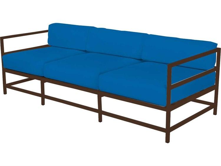 Source outdoor furniture St Tropez Finishbuild Source Outdoor Furniture Delano Aluminum Sofa So3209103