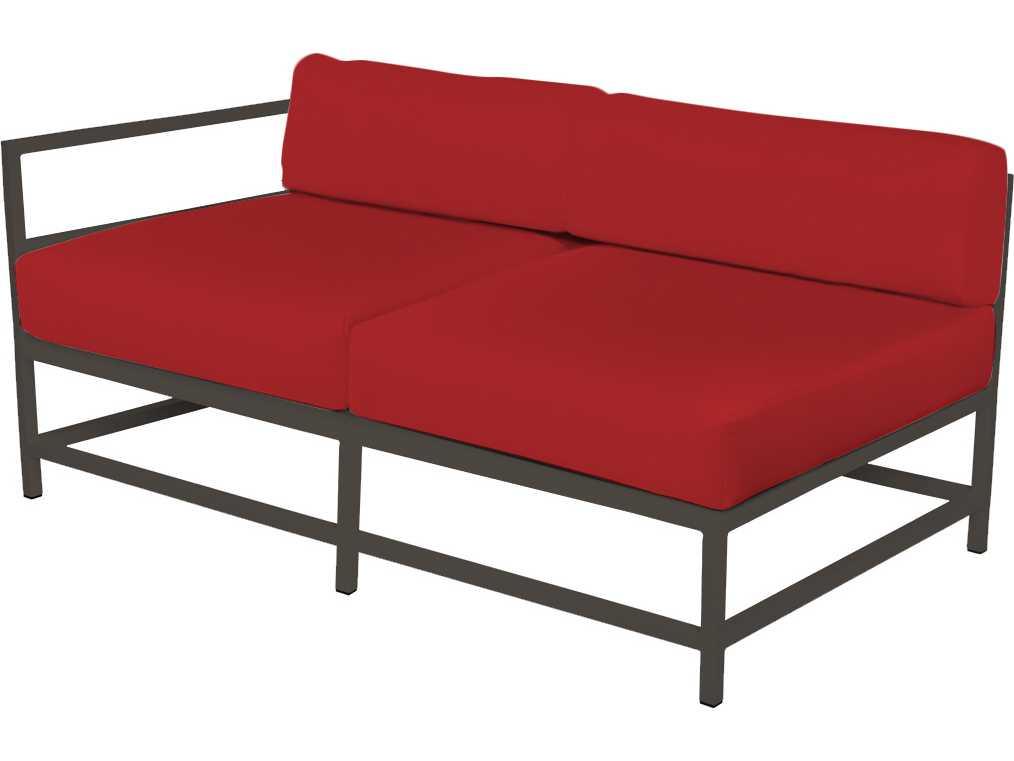 Source outdoor furniture delano aluminum lounge set for Source outdoor furniture