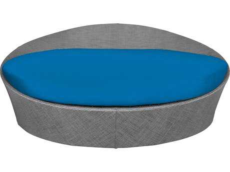 Source Outdoor Furniture Aqua Large Daybed Round Replacement Cushion Part 76
