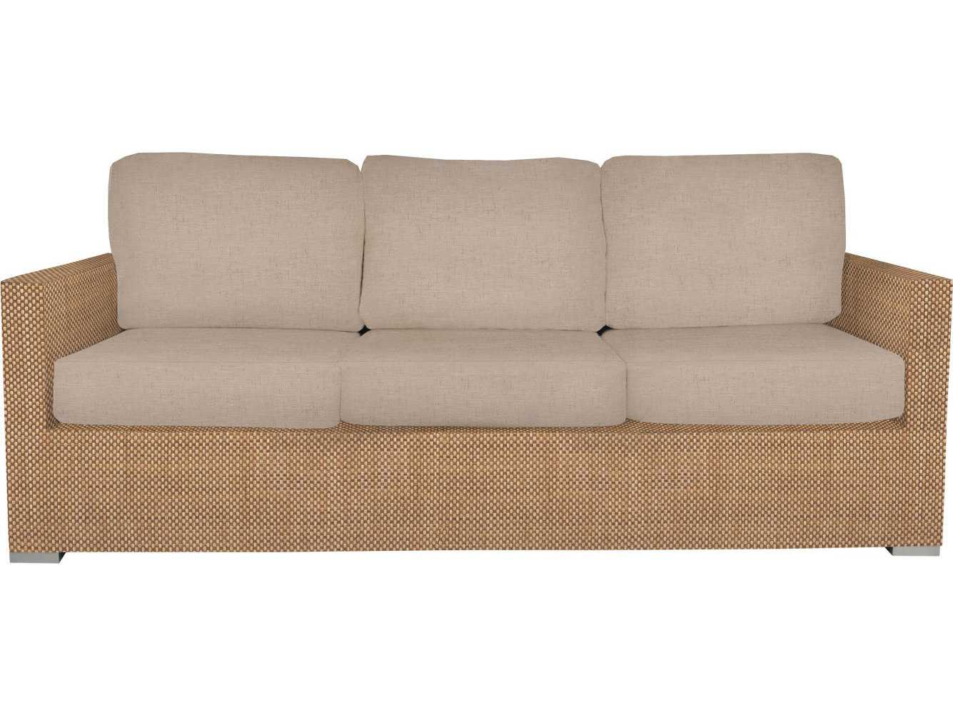 Source outdoor furniture lucaya wrap aluminum sofa so for Contract outdoor furniture
