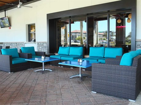 Source Outdoor Furniture Lucaya Lounge Set