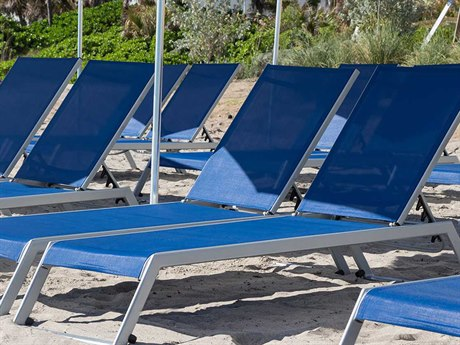 Source Outdoor Furniture Tides Aluminum Lounge Set