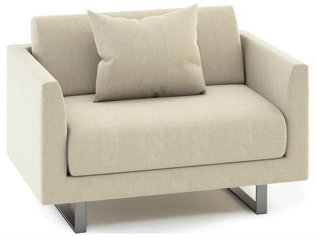 Seasonal Living Fizz Marine Grade Polymer Mellini Lounge Chair