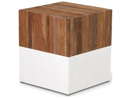 Seasonal Living Perpetual Reclaimed Teak Magic Cube SEA501FT049P2W