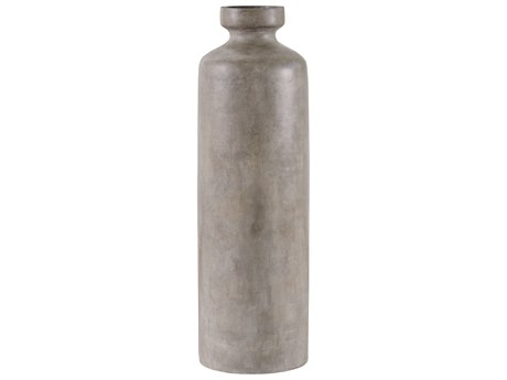 Seasonal Living Perpetual Slate Gray Concrete Artline Vase SEA501GU021P2G