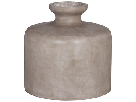 Seasonal Living Perpetual Slate Gray Concrete Ardeco Vase SEA501GU023P2G