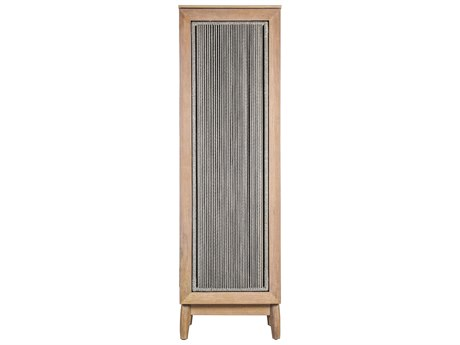 Seasonal Living Explorer Acacia Wood Wings Cabinet