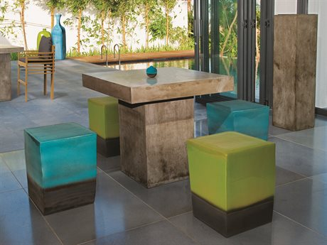 Seasonal Living Perpetual Dining Set PatioLiving
